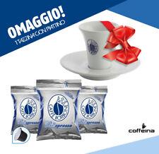 200 capsule caffè Borbone Respresso Blu compatibili Nespresso + OMAGGIO COFFEINA