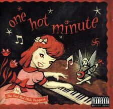CD 13T RED HOT CHILI PEPPERS ONE HOT MINUTE 1995
