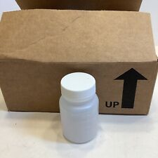75ml Rigid Plastic Reagent Bottle With Wide Mouth 11 Id And Screw Cap Box 12