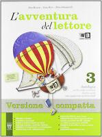 L' avventura del lettore Vol.3 + Antologia + Invalsi 9788842647539