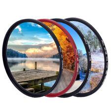 KnightX UV MCUV MC lens filter for Nikon Canon camera 49 52 55 58 62 67 72 77 mm