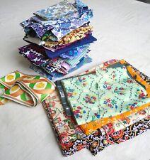 Bundle of Mixed VINTAGE /RETRO Design Fabrics...