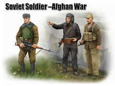 Trumpeter 1/35 Soviétique Soldats - Guerre D'afghanistan # 00433