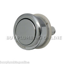 Wirquin Single Flush Toilet Push Button To Suit Jollyflush Valve 19007001