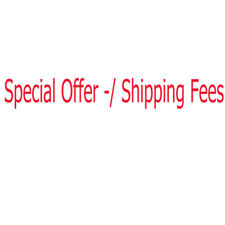 Special Offer -/ Shipping Fees - shd8739