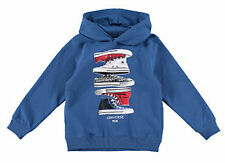 CONVERSE... Blue hoody jumper size 6-7 years old from UK