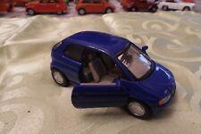Used 1/43 Hongwell Cararama BMW E1 Hatch Blue Loose