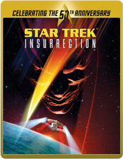 STAR TREK: INSURRECTION STEELBOOK****BLU-RAY****REGION B****NEW & SEALED