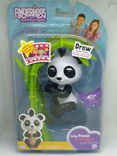 "WowWee Fingerlings ""Drew"" Interactive baby Panda Toy -  New in package!"