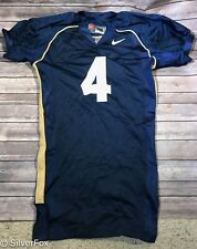 Authentic Nike BYU Cougars Game Football Jersey NCAA Mountain West MWC sz 46
