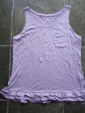 Viscose Patternless Sleepwear for Women