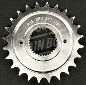 PBI 530 Front Sprocket Steel 24 Teeth Natural 283-24