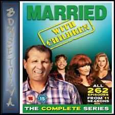 Married With Children The Complete Series 1 - 11 DVD Set