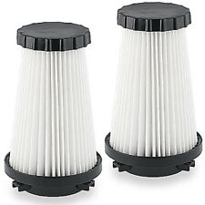 2x HEPA Filter For Dirt Devil F2 Vacuum Cleaner Replacement 65802A 6580Q