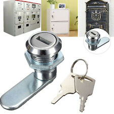 Cam Lock  Desk Drawer Lock with 2 Keys for Arcade Cupboard Mailbox File Cabinet