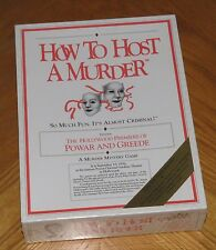 Hollywood Premiere Of Powar And Greede - How To Host A Murder Mystery Game