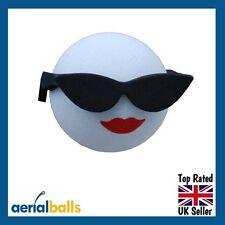 Cool Sunglasses Diva Car Aerial Ball Aerial Topper