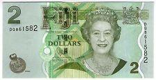 **   FIDJI     2  dollars   2008   p-109    UNC   **