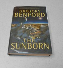 The Sunborn by Gregory Benford, SIGNED, 1st Edition, HC / DJ, 2005