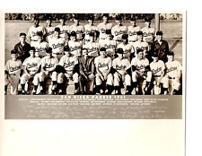 1961 SAN DIEGO PADRES PCL TEAM 8X10 PHOTO  BASEBALL CALIFORNIA AAA USA