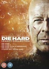 Die Hard Legacy Collection Films 1-5 DVD 1988