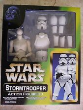 Star Wars Marmit Stormtrooper Action Figure Kit Hasbro Japan 1:6 Scaled, NIB