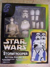 Star Wars Marmit Stormtrooper Action Figure Kit Hasbro Japan 1:6 Scaled, NIB