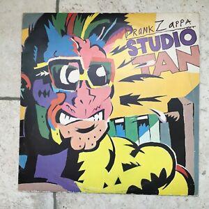 Frank Zappa _ Studio Tan _Disco Vinile LP 33 giri_1981 Discreet Italy disco Mint