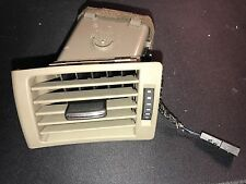 Audi A4 B6/B7 Dash Vent, Drivers Side, Beige/Light Brown