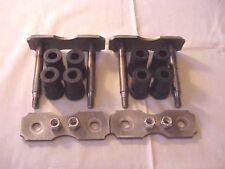 JEEP PARTS 1976-1986 CJ5 CJ7 CJ8 FRONT OEM TYPE REPLACEMENT SHACKLE KITS PAIR