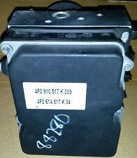 Audi A6 C6 ABS Pump Esp Control Module 4F0614517K 4F0910517K 4F0 614 517 K