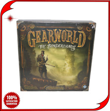 Fantasy Flight Gear-world The Borderlands Board Game 14 & up 2-4 players