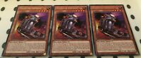 3 x CHIM-EN000 - Monster Express - Rare - 1st Edition YuGiOh NEW