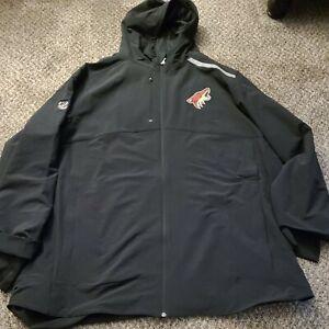Arizona Coyotes NHL Authentic Fanatics Jacket Mens 3XL