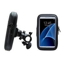 Supporto impermeabile da manubrio Bicicletta Bici Moto per Samsung Galaxy S7