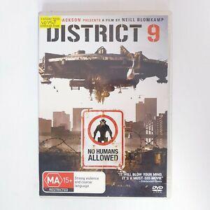 District 9 Movie DVD Region 4 Free Postage - Scifi Action
