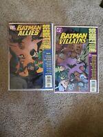 2005 DC Comics SECRET FILES & ORIGINS #1 BATMAN Allies & Villains 1-shots NM