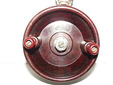 The Alpha Large Bakelite Fishing Reel In Excellent Condition