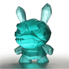 "Kidrobot Shard Dunny Designer Con Exclusive Blue 5"" Scott Tolleson FROST"