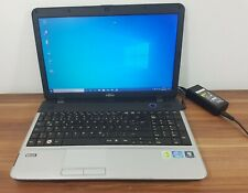 Business Notebook Fujitsu Lifebook A531 i5 2,5GHz 4GB Win10Pro 750GB HSPA+ BT