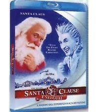 DISNEY BLU RAY  Santa Clause è nei guai - live con ologramma rarissimo