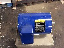 Baldor/Reliance .5hp motor, 200/400v, cat#0105373597-000010, 1450rpm, fr-56C,