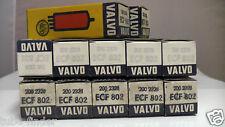 Röhre ECF802 Valvo same code  / NEW testet nos