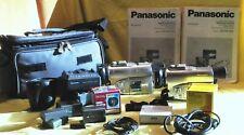 2 x Panasonic Camcorder NV-DA 1 ; 1 Tasche; 3 x Converter; Zubehörpaket