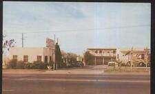 Postcard SAN DIEGO California/CA  El Cajon Blvd Tourist Motel Motor Court 1950's