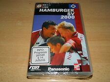 Hamburger SV - Saison 1999/2000 - RAN Fussball Video - NEU - VHS Rarität