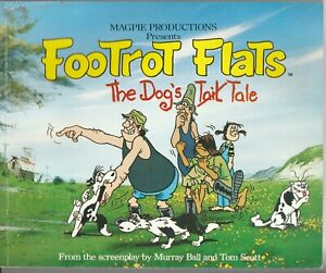 Footrot Flats The Dogs Tale - The Move Book - Imprint 1986
