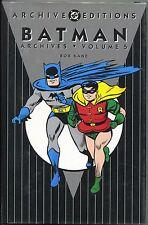 DC Archive Editions Batman Vol 5 HC 2001 NM Detective Comics 103 - 119 1st Print