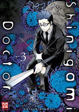 Shinigami x doctor 3-germano-Kaze-Manga - productos nuevos