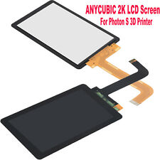 New ANYCUBIC 2K LCD Light Curing Display Screen Module For Photon S 3D Printer